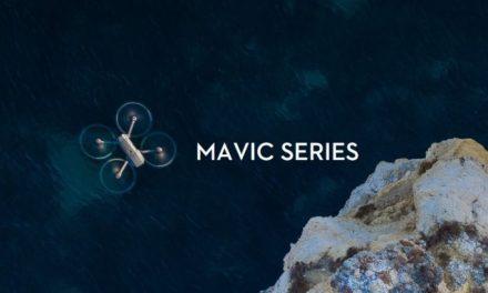 DJI Mavic Standard již brzy skutečností?