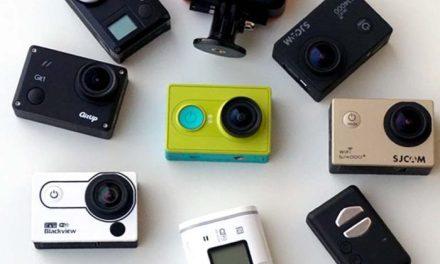 Vybíráme kameru – Jakou koupit akční kameru?