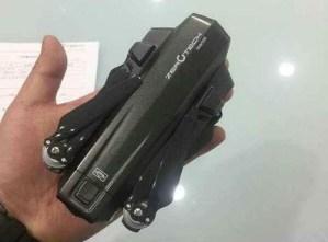 Skládací dron od Zerotech na první fotografii - konkurence pro Mavic?