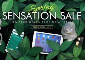 Přivítejte jaro s Gearbestem a porcí slev