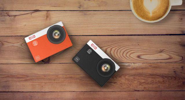 Elephone Explorer S - levná 4K kamera se snímačem Sony
