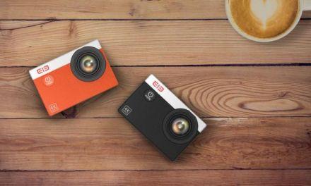 Elephone Explorer S – levná 4K kamera se snímačem Sony