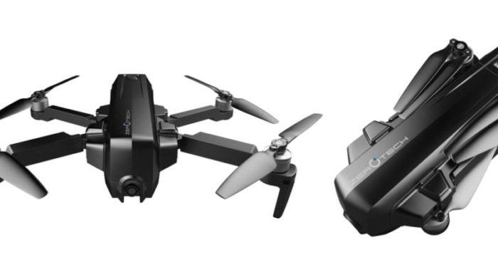 Zerotech Hesper - další skládací dron na obzoru