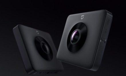 Xiaomi Mi 360 – 360° kamera od Xiaomi oficiálně