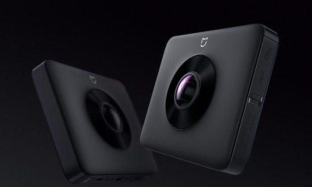 360° kamera Xiaomi Mijia 3.5K zase o kapku levnější