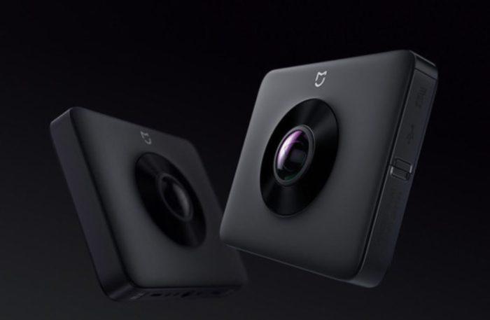 Perfektní 360° kamera Xiaomi Mijia v EU skladu jen za 220$