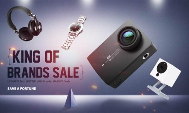 Levné akční kamery a další elektronika ve výprodeji