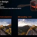 Runcam Split - kombinace FPV a FullHD kamery