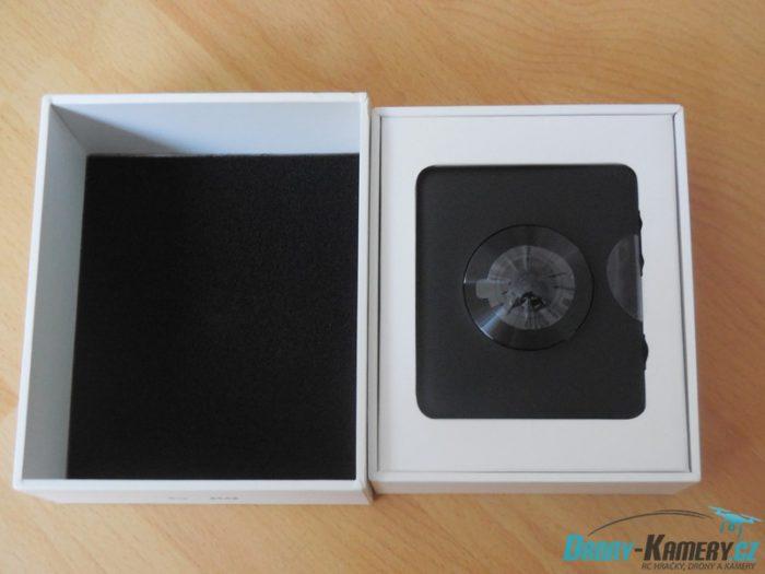 Unboxing Xiaomi Mijia 3.5K – první pohled na 360° kameru