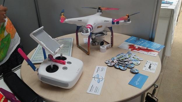 Dronfest 2017 veletrh 14