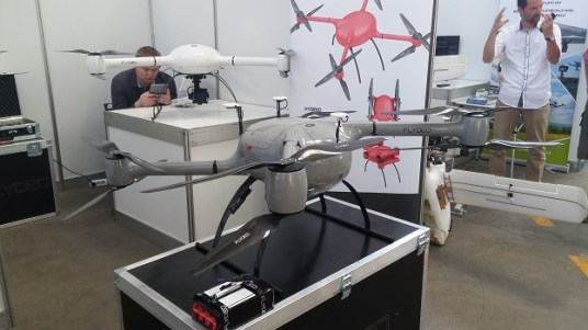 Dronfest 2017 veletrh 7