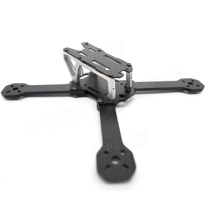 Jak postavit závodní dron #1 - znovu a lépe