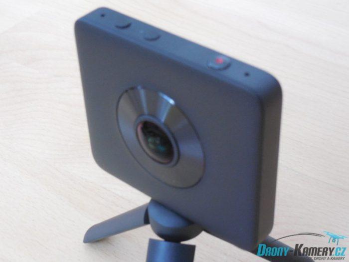 Recenze Xiaomi Mijia 3.5K - kamera, které nic neunikne