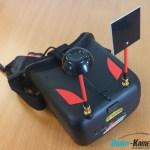 Recenze Eachine VR D2 Pro – FPV brýle za lidovou cenu