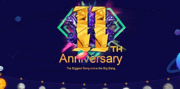 Banggood slaví 11. narozeniny a přichystal mega výprodej