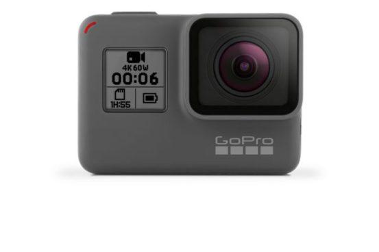 GoPro Hero 6 Black - přední