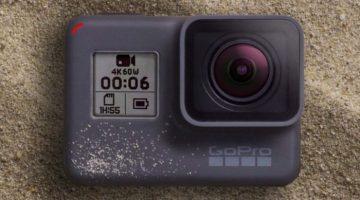 GoPro Hero 6 Black nahled