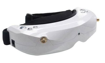 Skvělé FPV brýle Skyzone SKY02S V+ 3D s 3D kamerou v akci jen za 295,99$