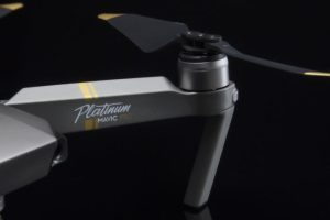 dron DJI Mavic Pro Platinum