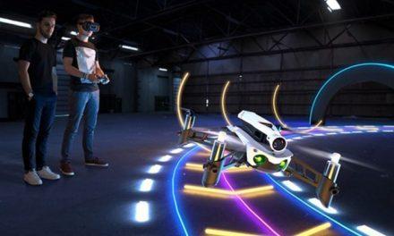 Vstupte do světa FPV létání s PARROT MAMBO FPV