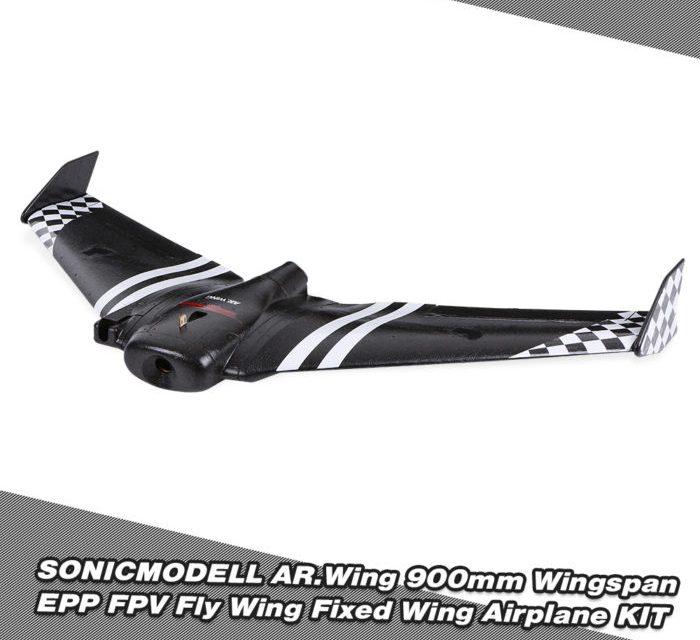 Sonicmodell AR.Wing 900 mm – kit pro stavbu FPV letadla