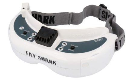 FatShark HD3 – další skvělé FPV brýle v akci