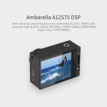 4K kameru Firefly 8s 4K