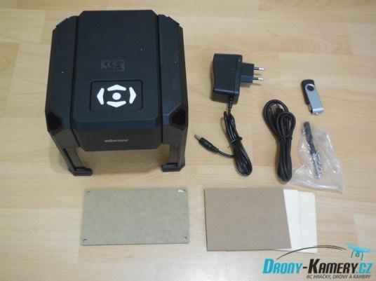 Unboxing KKmoon Laser Engraving Machine