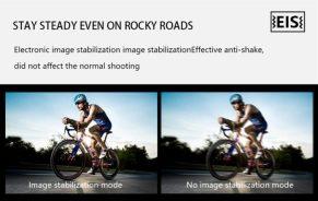 SOOCOO S300 4K 30FPS Sports Camera 2.35 Touchscreen Hi3559V100 IMX377 EIS Wifi External Mic GPS (6)