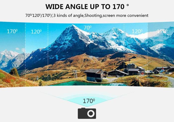 SOOCOO S300 4K 30FPS Sports Camera 2.35 Touchscreen Hi3559V100 IMX377 EIS Wifi External Mic GPS (9)