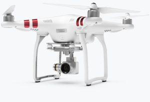 DJI Phantom 3 Standard - drony z EU skladu