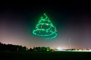 Šťastné a veselé Vánoce přeje tým Drony-kamery.cz