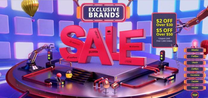 Produkty nejen od FuriBee ve výprodeji