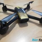 Recenze JXD 518 – když chcete dron s GPS a nízkou cenou