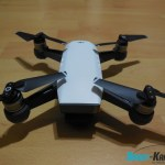 Recenze DJI Spark Fly More Combo