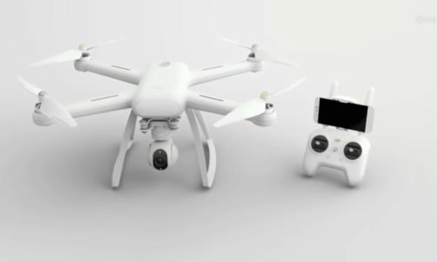 Xiaomi Dron z CZ skladu jen za 439$