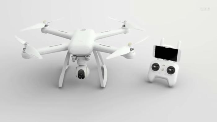 Máme pro vás přípraven slevový kód na Xiaomi Mi Drone 4K