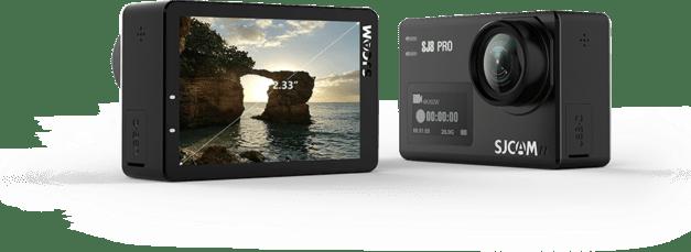 Kamera SJCAM SJ8 Pro oficiálně představena
