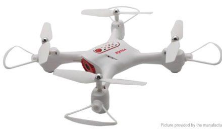 Syma X23 – malý dron pro nenáročné
