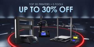 3D tiskárny - Gearbest