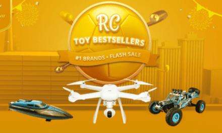 RC bestsellery ve výprodeji