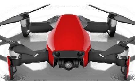 DJI Mavic Air Red jen za 769,99$! Zbývá posledních 5 kusů!