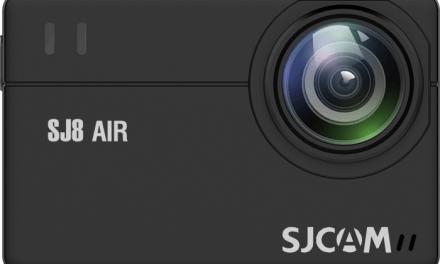 SJCAM SJ8 Air ve flash sale za 89$