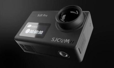 SJCAM SJ8 Pro z EU skladu s cenou lehce pod 200$