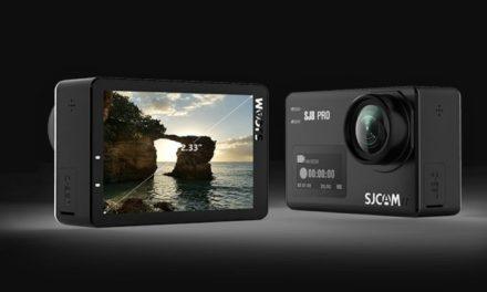Kamera SJ8 Pro s hromadou příslušenství z EU skladu jen za 161$