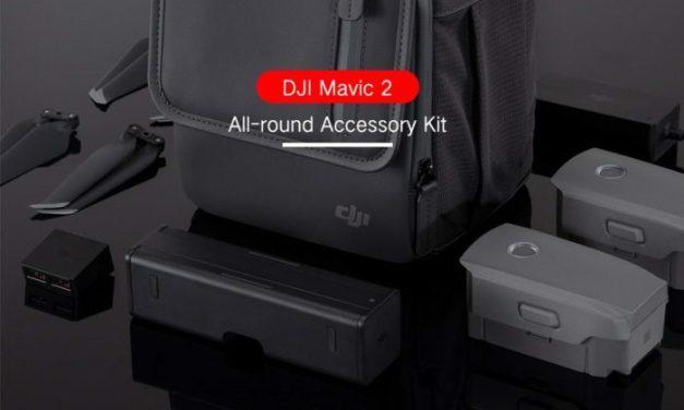 Sada Fly More Combo k dronům DJI Mavic 2 v bleskovém prodeji