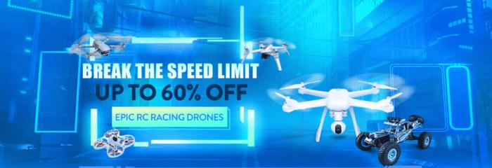Výprodej dronů k 11.11 je tady a přináší obrovské slevy