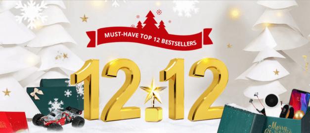Jaké jsou vánoční bestsellery na Gearbestu?