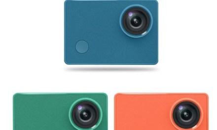 Xiaomi Seabird – levná akční 4K kamera