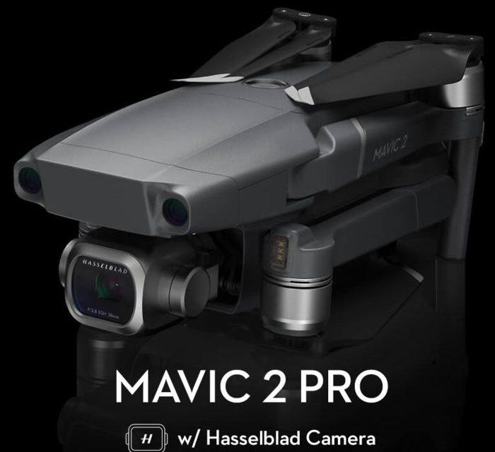 DJI Mavic 2 Pro s naším kupónem opět levněji